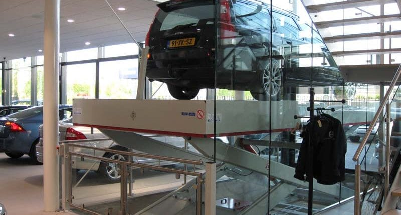 Frencken---Autolift-showroom-2