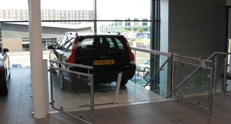 Frencken---Autolift-showroom-3
