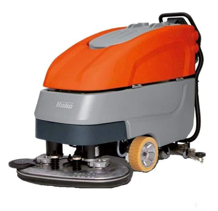 Frencken---Scrubmaster-B90-CL-loop-schrob-zuigmachine-met-schijfborstels
