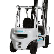 UniCarriers DX 4 diesel / lpg truck
