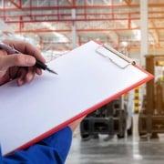 Checklist accu elektrische heftruck