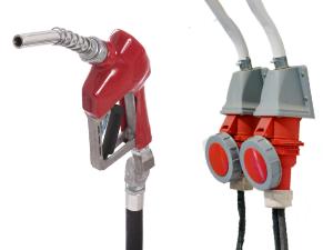 verschil elektrisch en diesel heftruck