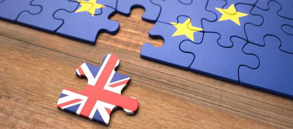 Gevolgen voor magazijnen - Brexit