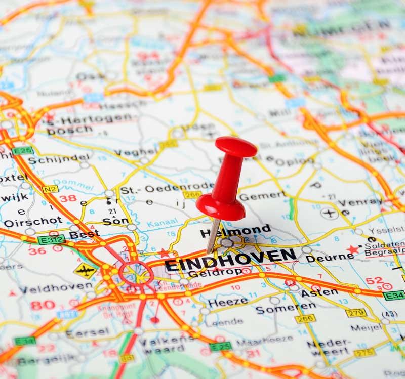 Magazijninrichting regio Eindhoven
